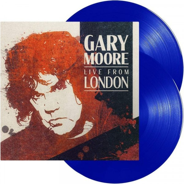 MOORE GARY - Live From London (vinyl Blue Limited Edt.)