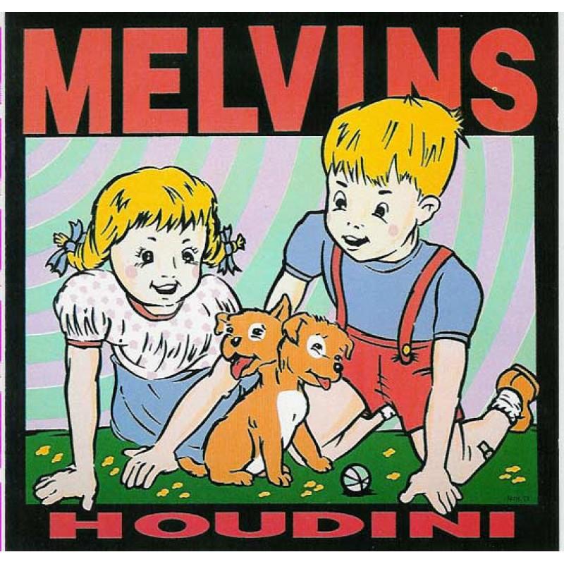 houdini melvins  MELVINS - Houdini (180 Gr.) online | Vendita online cd, dvd, lp ...