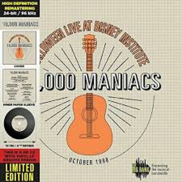 10.000 MANIACS - Halloween - Live At Disney Institute