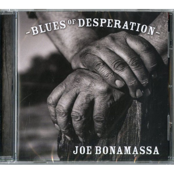 BONAMASSA JOE - Blues Of Desperation