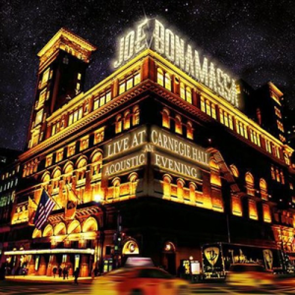 BONAMASSA JOE - Live At Carnegie Hall An Acoustic Evening