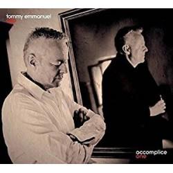 EMMANUEL TOMMY - Accomplice One-2lp