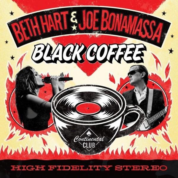 HART BETH & BONAMASSA JOE - Black Coffee (2lp+mp3)