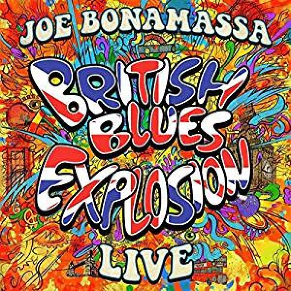 BONAMASSA JOE - British Blues Explosion Live