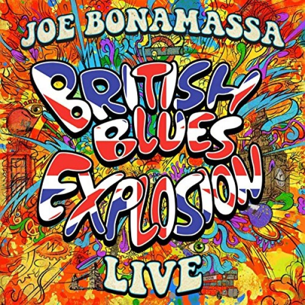 BONAMASSA JOE - British Blues Explosion Live
