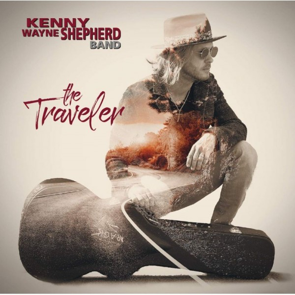 SHEPHERD KENNY WAYNE - The Traveler (180 Gr. Hq Vinyl Red + Download Limited Edt.)