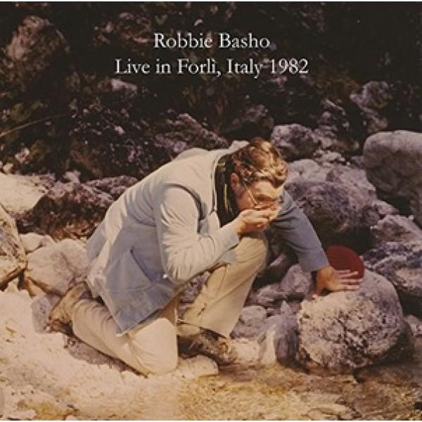 BASHO ROBBIE - Live In Forli, Italy 1982