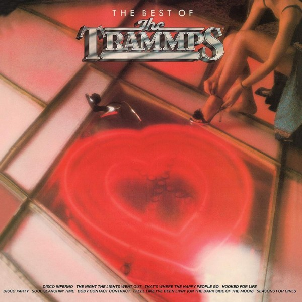 TRAMMPS - The Best Of The Trammps - Disco Inferno (180 Gr. Audiophile Vinyl)
