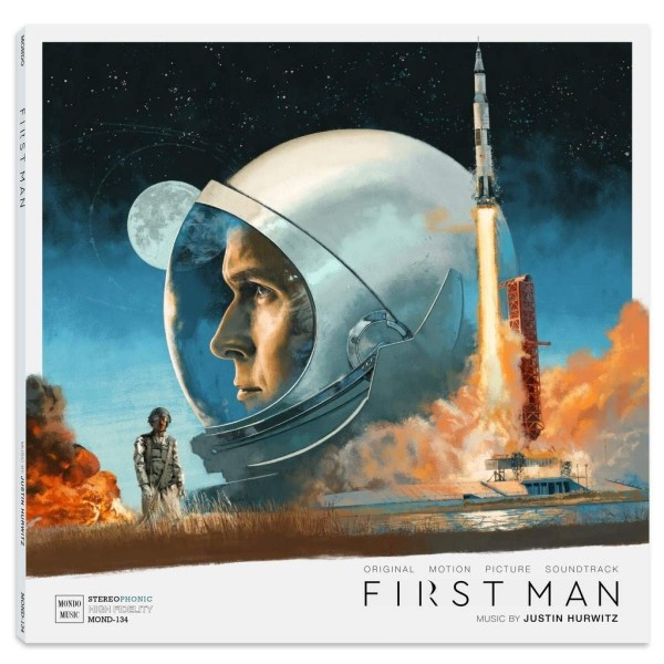 O. S. T. -FIRST MAN( HURWITZ JUSTIN) - First Man