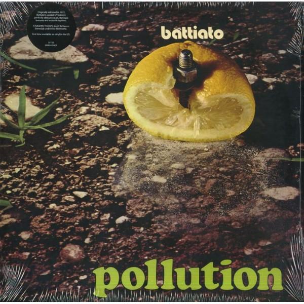 BATTIATO FRANCO - Pollution