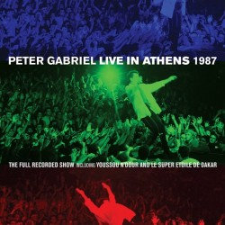 GABRIEL PETER - Live In Athens 1987