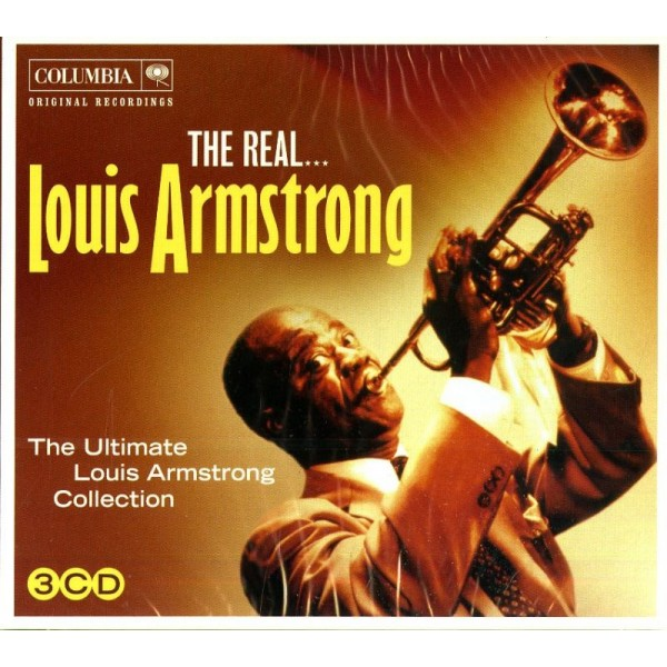 ARMSTRONG LOUIS - The Real...louis Armstrong (box3cd)