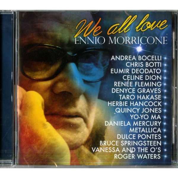 MORRICONE ENNIO - We All Love Ennio Morricone