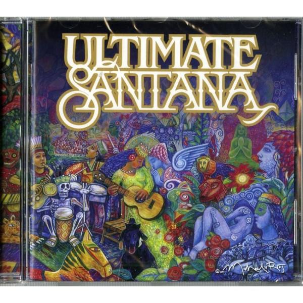 SANTANA CARLOS - Ultimate Santana