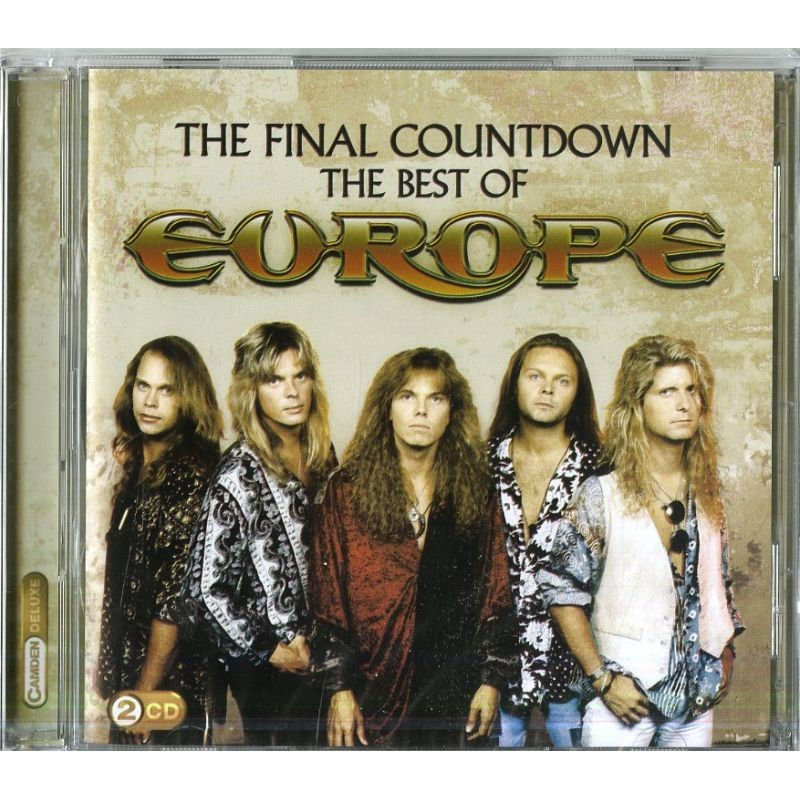 Europe The Final Countdown The Best Of Eu Online