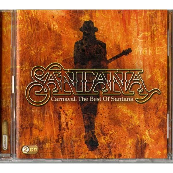 SANTANA - Carnaval The Best Of Santana