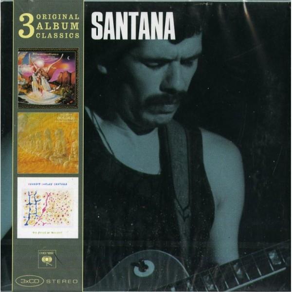 SANTANA CARLOS - Original Album Classics (box 3 Cd)