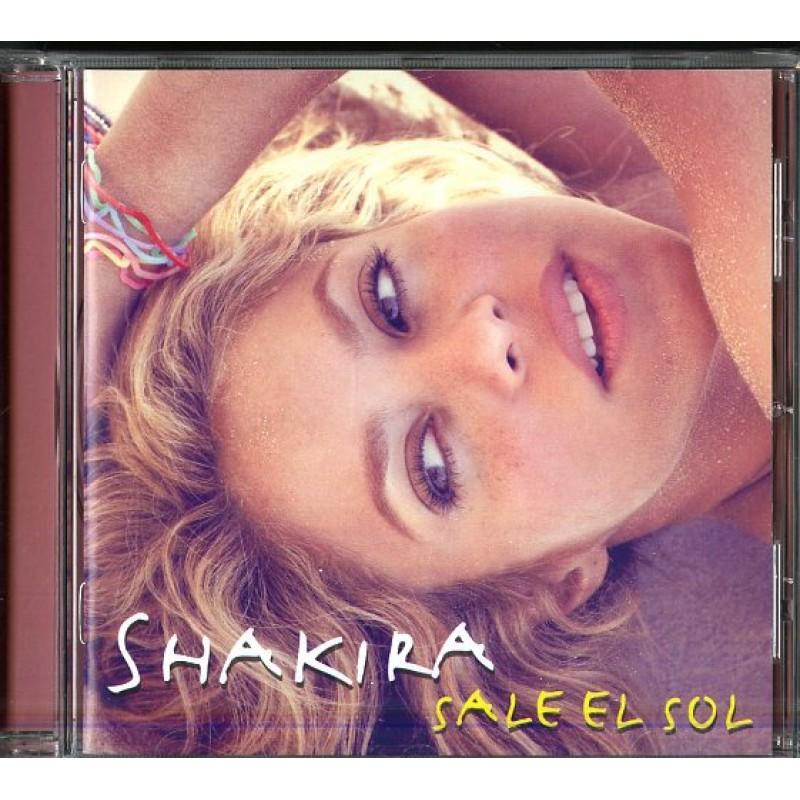 6292327fe6 SHAKIRA - Sale El Sol online | Vendita online cd, dvd, lp, bluray ...