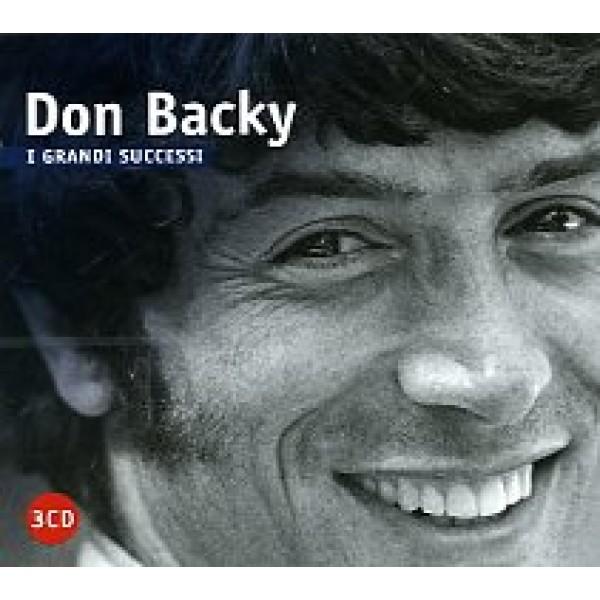 DON BACKY - I Grandi Successi (box 3cd)