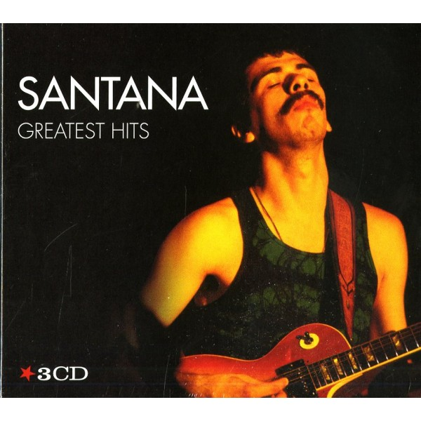 SANTANA - Greatest Hits (box 3 Cd)