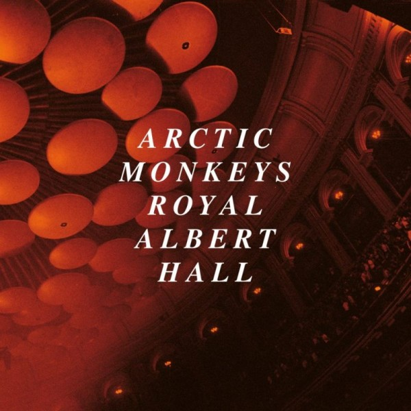 ARCTIC MONKEYS - Live At The Royal Albert Hall (vinyl Clear Limited Edt.) (indie Exclusive)