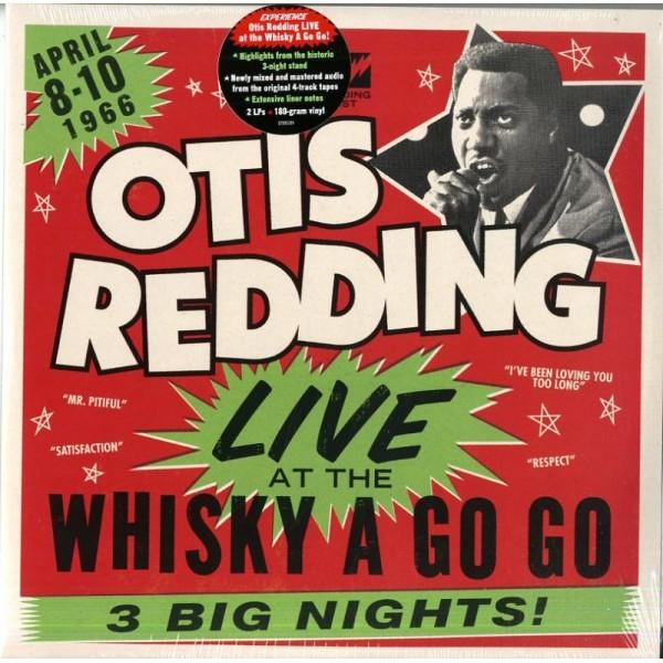REDDING OTIS - Live At The Whisky A Go Go