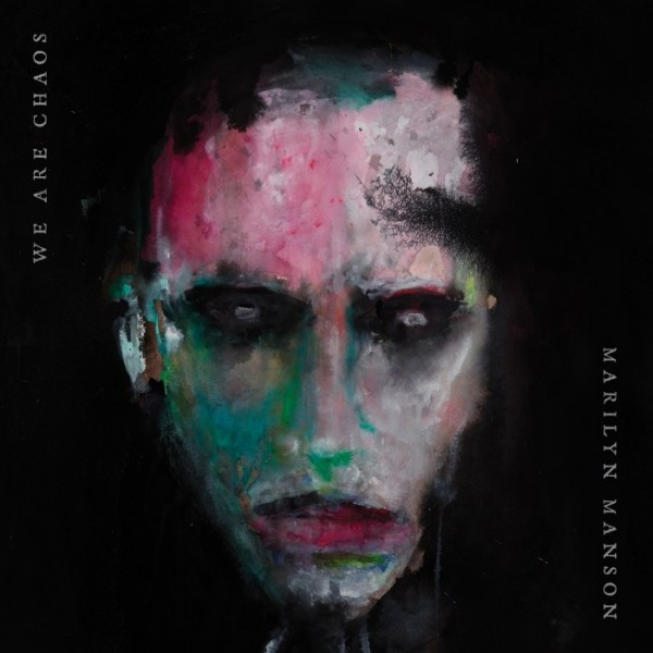 MARILYN MANSON - We Are Chaos (180 Gr.vinyl Red Translucent Limited Edt.) (indie Exclusive)