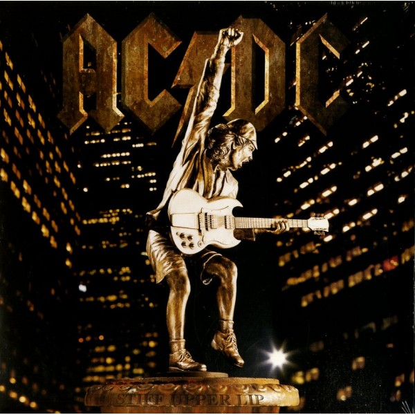 AC/DC - Stiff Upper Lip Rsd