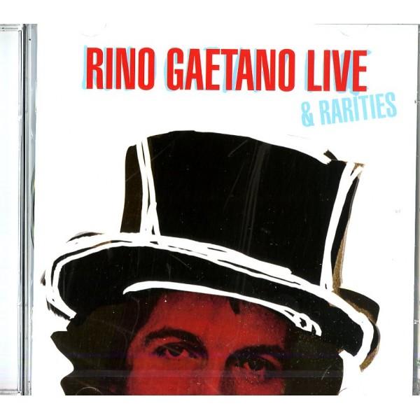 GAETANO RINO - Rino Gaetano Live & Rarities