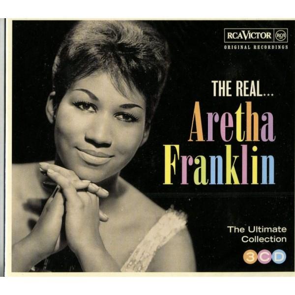 FRANKLIN ARETHA - The Real...aretha Franklin (box3cd)