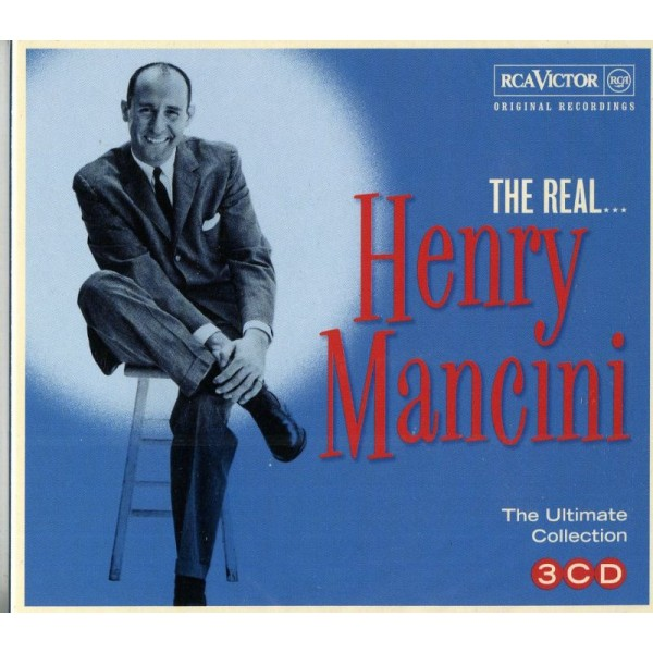 MANCINI HENRY - The Real...henry Mancini (box3cd)