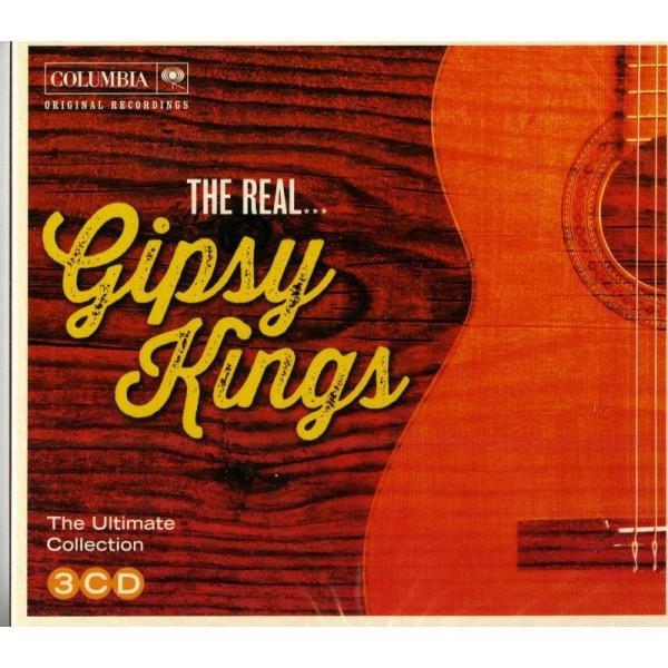 GIPSY KINGS - The Real... Gipsy Kings (box3cd)