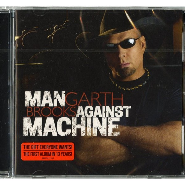 BROOKS GARTH - Man Against Machine
