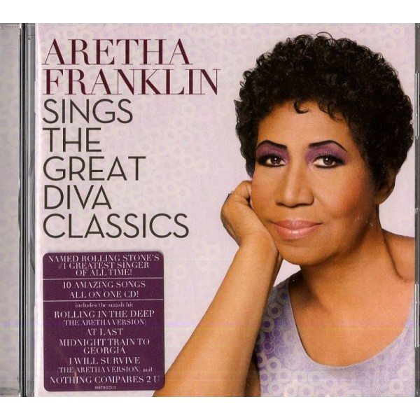 FRANKLIN ARETHA - Sings The Great Diva Classics