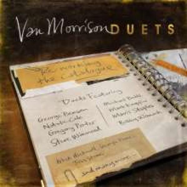MORRISON VAN - Duets Re Working The Catalogue