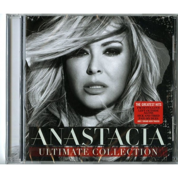 ANASTACIA - The Ultimate Collection