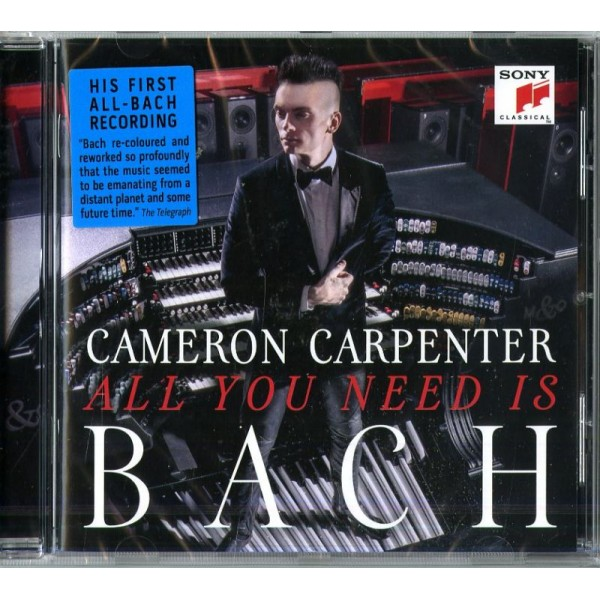 CARPENTER CAMERON - All You Need Is Bach