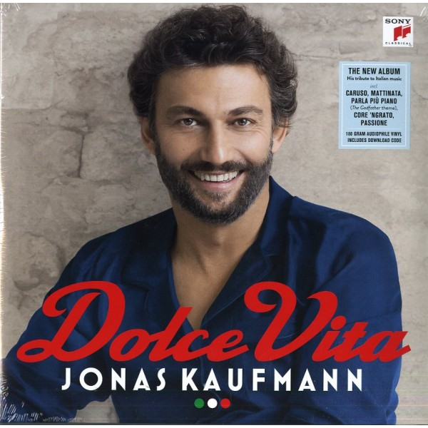 KAUFMANN JONAS - Dolce Vita (canzoni Italiane)