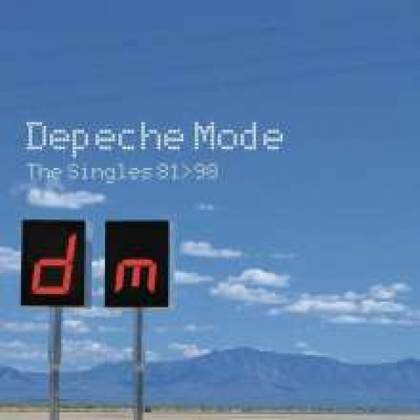 DEPECHE MODE - The Singles 81 98 (box 3 Cd)