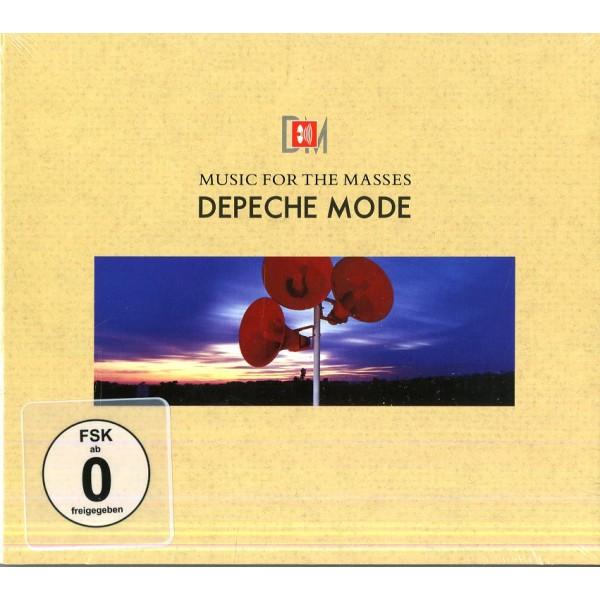 DEPECHE MODE - Music For The Masses (cd+dvd)
