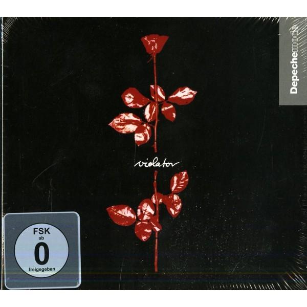 DEPECHE MODE - Violator (cd+dvd)