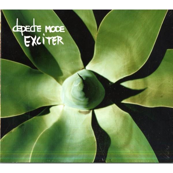 DEPECHE MODE - Exciter (cd+dvd)
