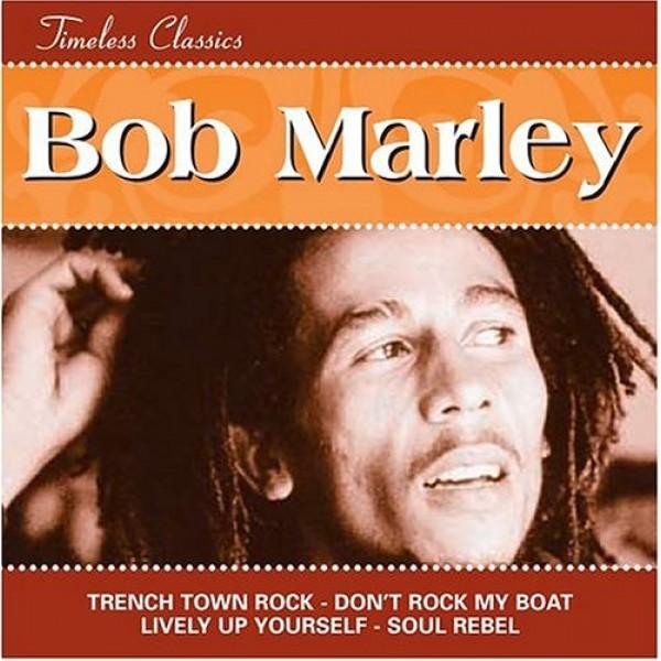 MARLEY BOB - Timeless Classic Albums