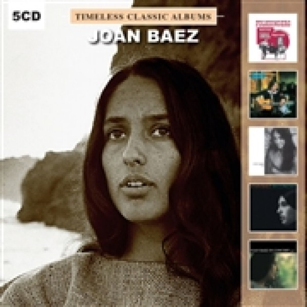 BAEZ JOAN - Timeless Classic Albums