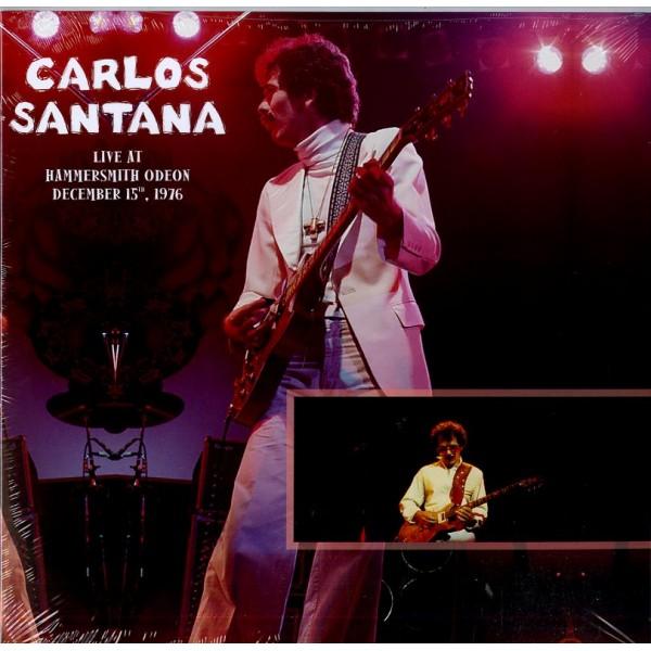 SANTANA - Hammersmith Odeon December 15, 1976