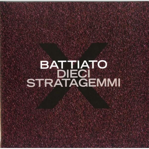 BATTIATO FRANCO - Dieci Stratagemmi