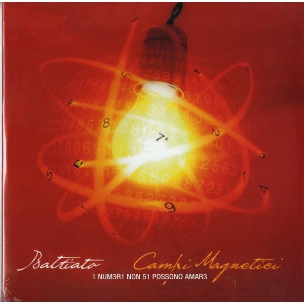 BATTIATO FRANCO - Campi Magnetici I Numeri Non Si Possono Amare
