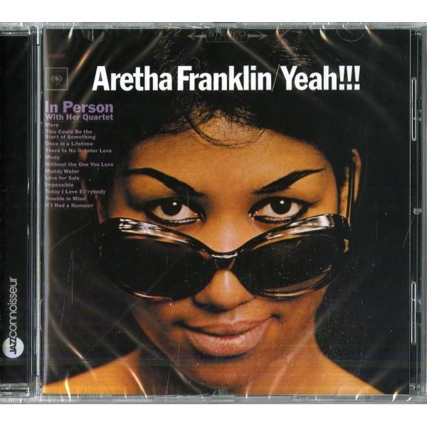 FRANKLIN ARETHA - Yeah!!!