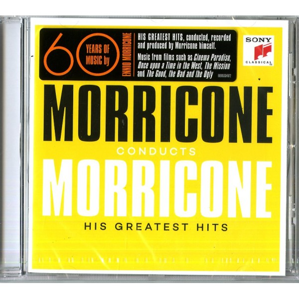 MORRICONE ENNIO - Conducts His Greatest Hits