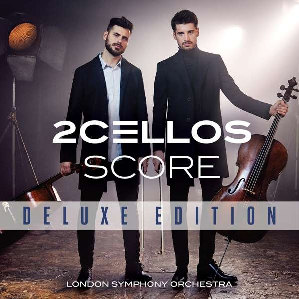 2CELLOS - Score (deluxe Edt. Cd+dvd)
